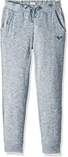 Girls' Big Flying Butterfly Cozy Sweatpants
