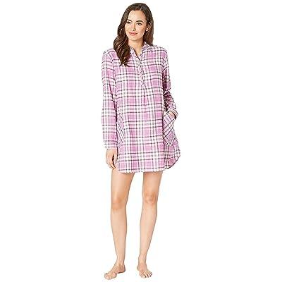 UGG Gabri Sleepshirt and Sock Set (Bodacious Plaid) Women