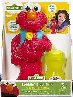 Little Kids Bubblin' Blast Elmo, Red