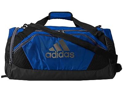 adidas Team Issue II Medium Duffel (Bold Blue) Duffel Bags