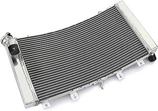TARAZON ATV Aluminium Radiateur de refroidissement moteur watercooling pour Yamaha Raptor 660 YFM660R 2001 2002 2003 2004 2005 2005 Refroidisseur deau radiateur