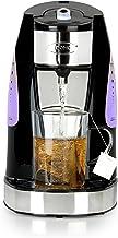 Domo DO482WK My Tea waterkoker, kunststof, 1,5 liter, zwart