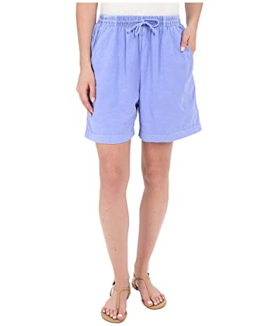 Fresh Produce Jersey Shorts (Periwinkle) Women