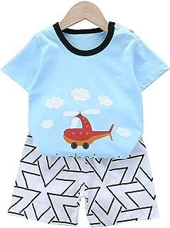مجموعة من قطعتين من السراويل العلوية للأطفال حديثي الولادة ملابس الأطفال البنات مجموعة أزياء الصيف للأطفال الصغار 3-4 تي ط...