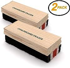 Emraw Felt Chalkboard Eraser Cleaner Kit for Dry Erase Board Blackboard Chalk Eraser..