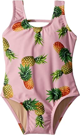 Pineapple Scoop One-Piece (Infant/Toddler)
