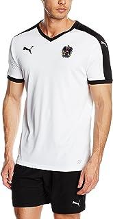 PUMA Herren Trikot Austria Away Replica Shirt