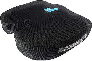 Seat Cushion Pillow for Office Chair - Cushion for Sitting - Memory Foam - siatica Chair Pillow - Yoga Pillow - Chair Cushion
