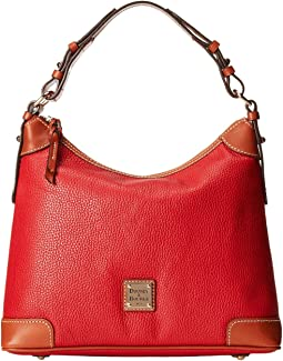 Pebble Leather Hobo