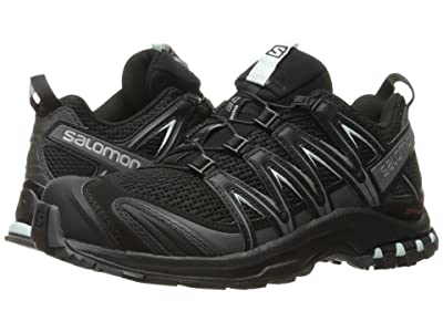 Salomon XA Pro 3D (Black/Magnet/Fair Aqua) Women