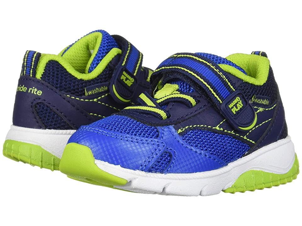Stride Rite M2P Indy (Toddler) (Navy) Boys Shoes