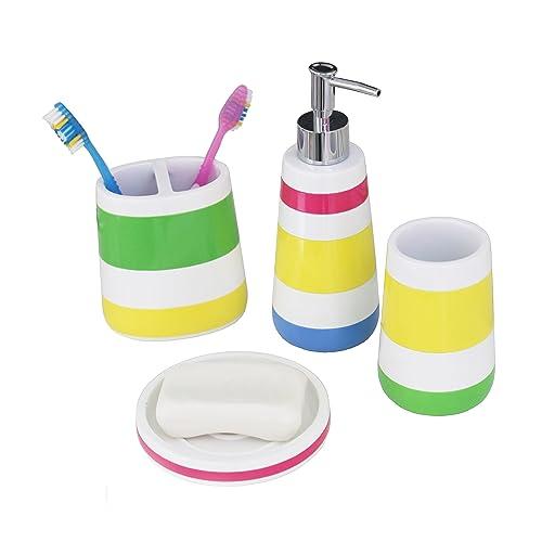 Kids Bathroom Accessories Sets.Children S Bathroom Sets Amazon Com