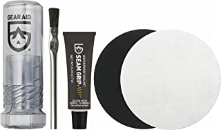 Gear Aid Seam Grip WP Repair Kit for Tents and Outdoor Gear, 0.25 oz adhesive + 3
