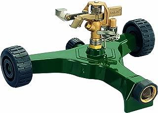 Orbit 56186N Brass Impact Sprinkler on Wheeled Base