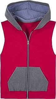 Boys' Fleece Vest & Sweatpants