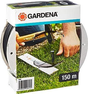 GARDENA Grensdraad (150 m): Grensdraad voor Gardena Robotmaaier, weerbestendig, geschikt voor gebruik buiten, als geleidek...