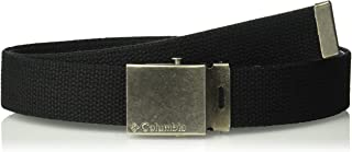Columbia Men's Military Web Belt - Casual for Jeans...