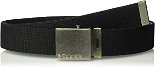 Columbia Men's & Boys' Military Web Belt - Adjustable One...