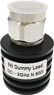 N Male Plug DC to 3.0GHz 5w Watt Dummy Load 50 Ohm Rf Coaxial Terminal Termination