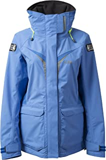 2018 Gill Womens OS3 Coastal Jacket LIGHT BLUE OS31JW