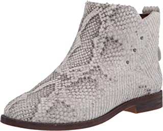 Franco Sarto Women's Owen Ankle Boot, Natural, 6.5