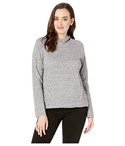 UGG Pilar Hooded Sweatshirt (Grey Heather) Women