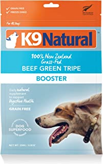 K9 Natural Freeze Dried Dog Food Booster and Topper, Perfect Grain Free, Healthy, Hypoallergenic Limited Ingredients Booster for All Dog Types - Raw, Freeze Dried Mixer
