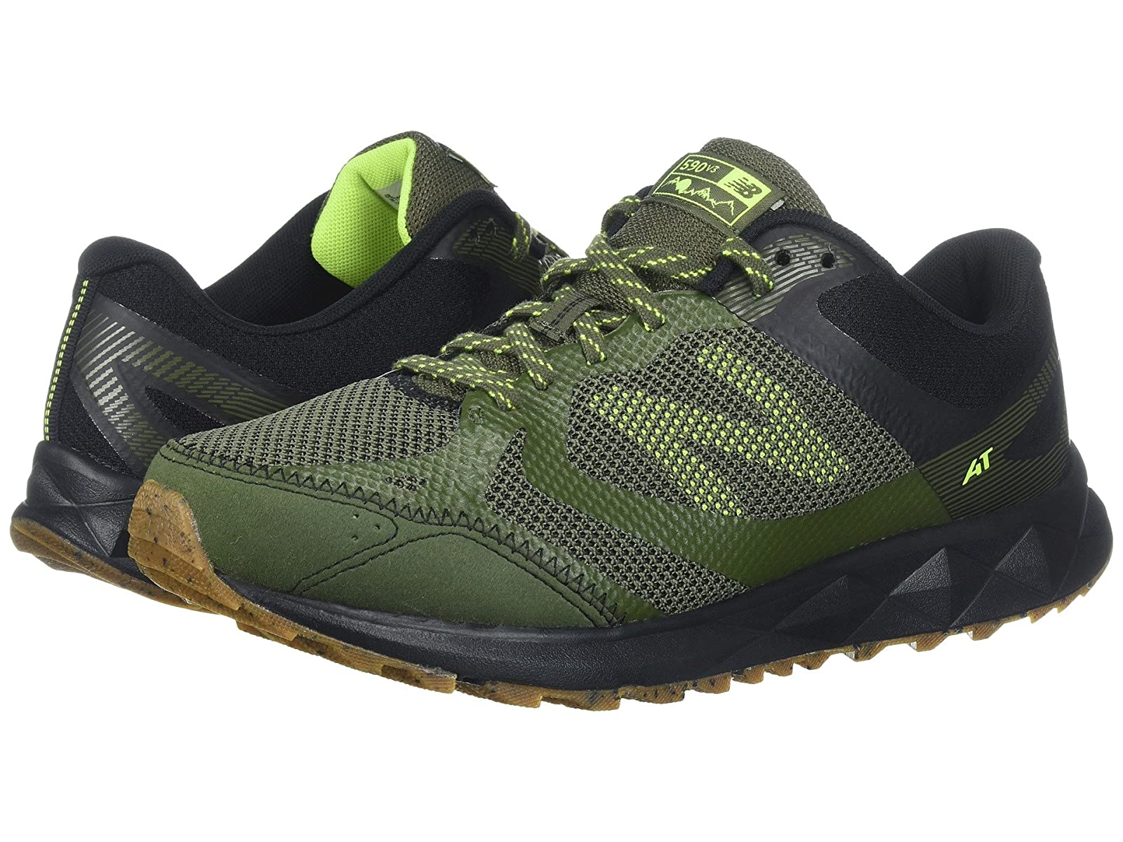 New Balance T590 v3Atmospheric grades have affordable shoes