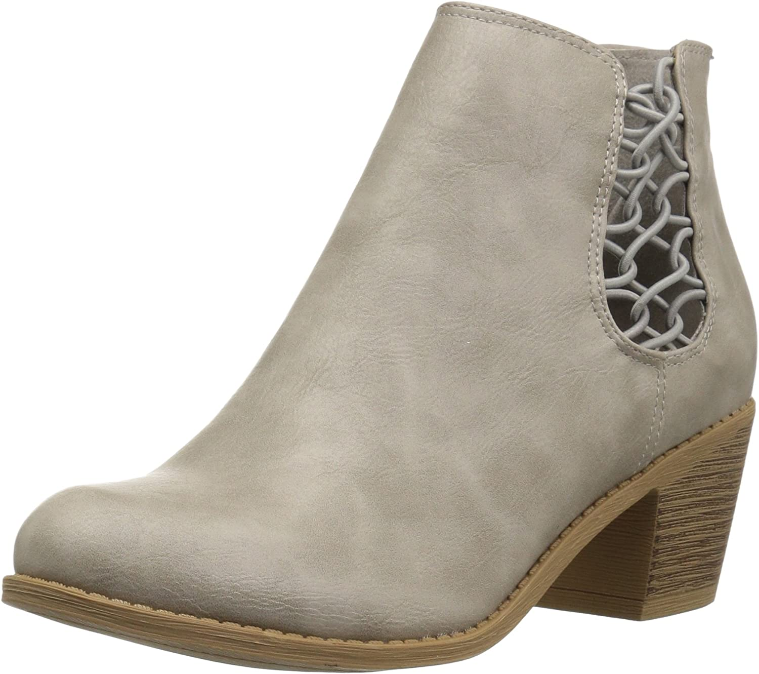 Brinley Co Womens Tilma Ankle Boot