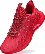 Xingfujie Mens Athletic Running Walking Tennis Shoes Fashion Sneakers