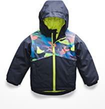 the north face snowquest kids' insulated jacket