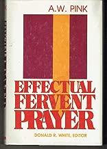 Effectual fervent prayer