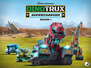 Dinotrux Supercharged, Season 1