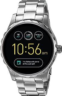 Fossil Q Marshal Gen 2 Stainless Steel Touchscreen Smartwatch FTW2109
