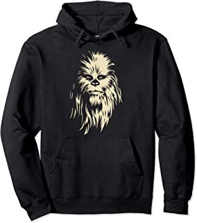 Star Wars Chewbacca Face Shadow Sweat à Capuche