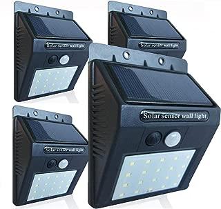 boundary wall lights design