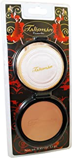 Talisman Cream Powder Natural .45 Oz. With Mirror-Polvo Crema Compacto Con Espej (Cordoban)