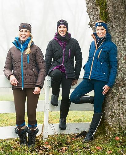 Covalliero Veste d'hiver Andora matelassée pour Femme
