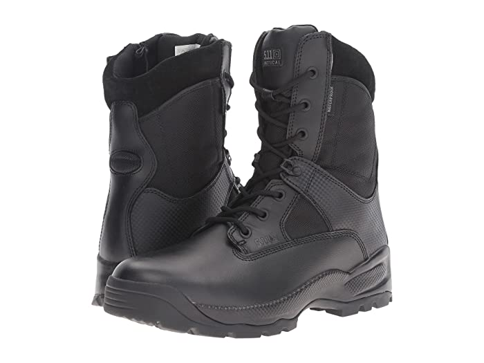 5.11 Tactical  A.T.A.C 8 Storm (Black) Mens Work Boots
