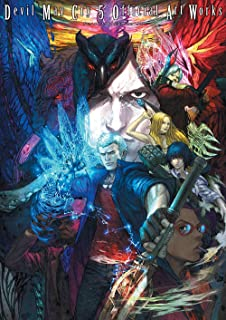 Devil May Cry 5 Official Art Works (Japanese Edition)