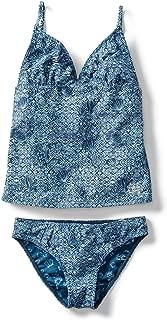 Girls Ariel Shells of Sea Tankini Bikini Set for Girls Argx203090