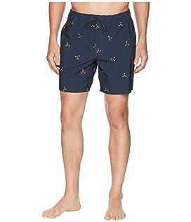 Middle Elastic Shorts