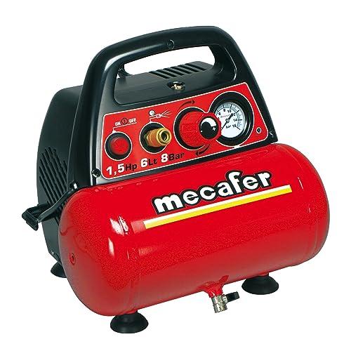 Mecafer 425528 New vento - Compresor (6 L, 1,5 hp)