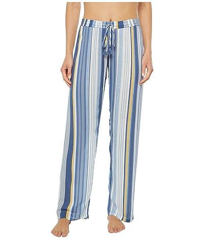 P.J. Salvage Beach Blues Sleep Pants (Navy) Women
