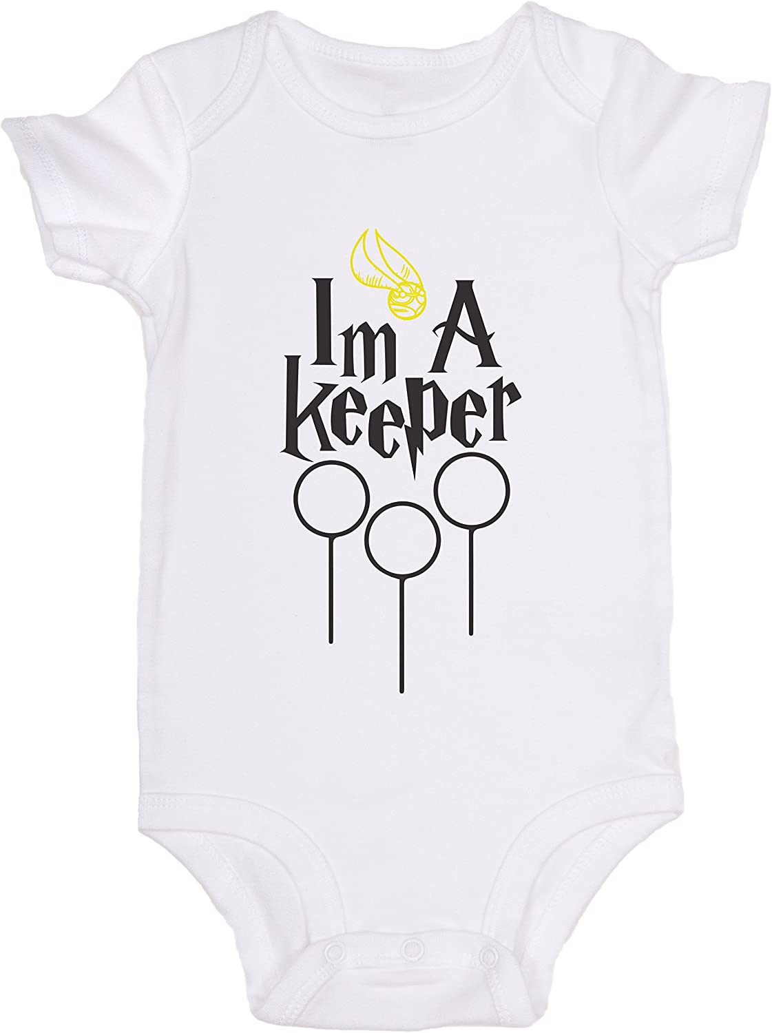 JoviGear Im Ranking TOP11 A Keeper store Quidditch Harry Baby Cute Onesie Spe Potter
