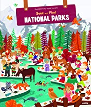 Seek and Find National Parks