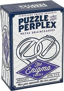 Professor Puzzle and Perplex The Enigma Brain Teaser