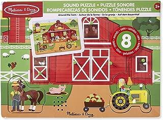 Mejor Farm Animals Puzzle de 2020 - Mejor valorados y revisados