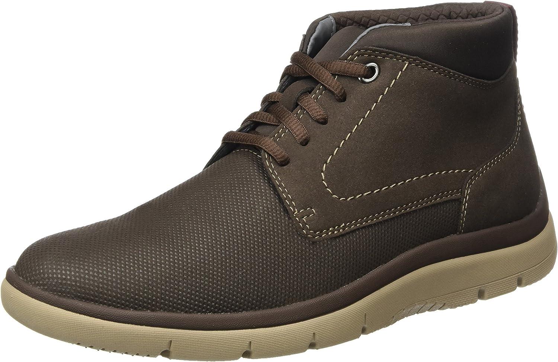 Clarks Men's Tunsil Mid Classic Boots