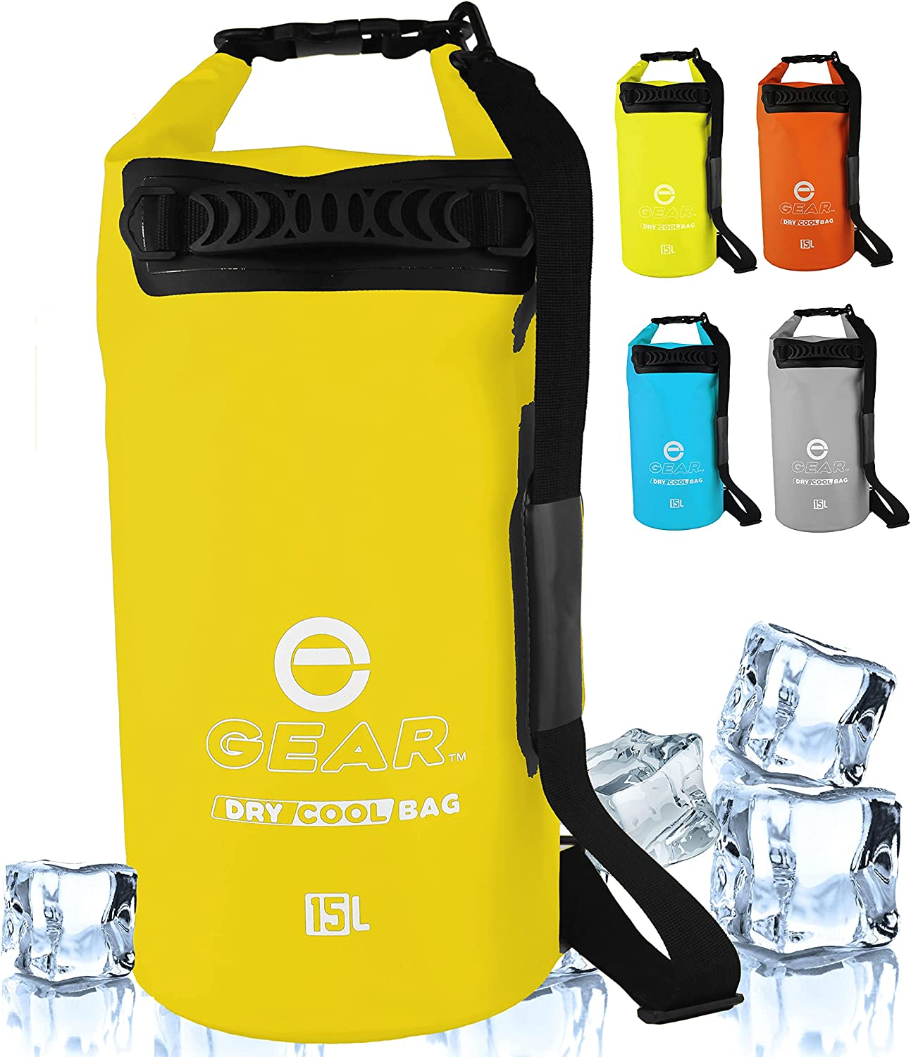 Enthusiast Gear Insulated Dry Bag Cooler 25L 70% OFF Outlet – 15L 10L Elegant Roll